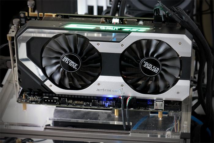 Palit GeForce GTX 1070 Ti Super Jetstream review - Conclusion