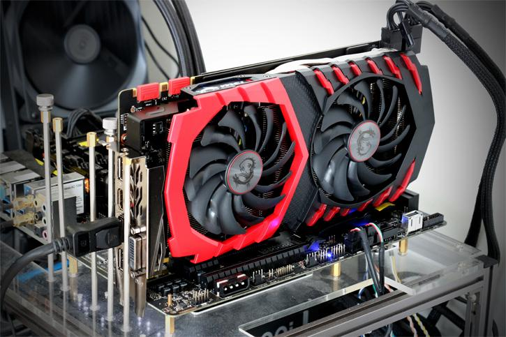 MSI GeForce GTX 1070 Ti Gaming review - Conclusion