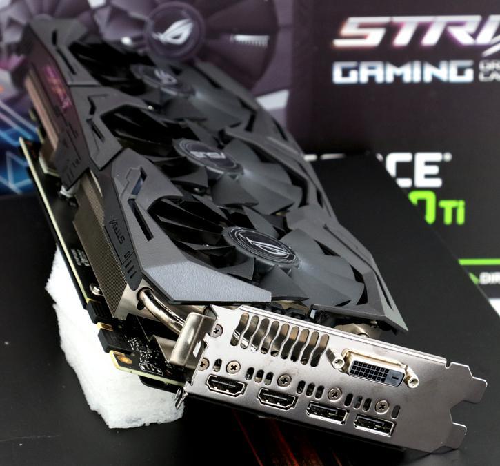 ASUS GeForce GTX 1070 Ti STRIX Gaming review - Introduction