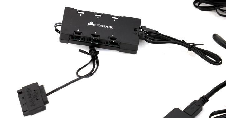 Corsair Ml120 Rgb Pro Series Magnetic Levitation Fan