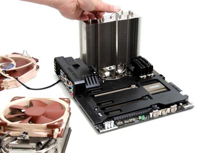 Noctua Nh U12s And Nh U14s Review Product Installation