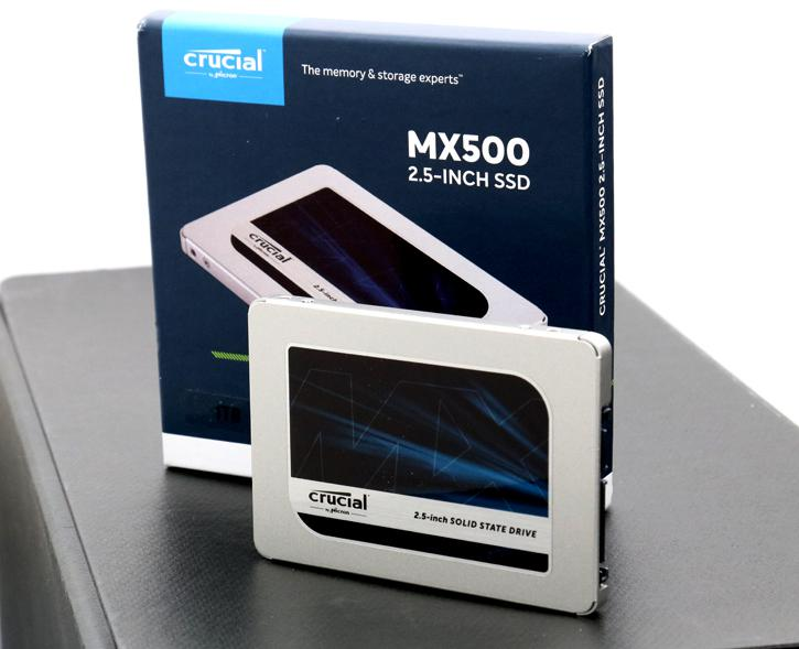 Crucial MX500 1TB SSD review - Introduction 70f0fd7945e