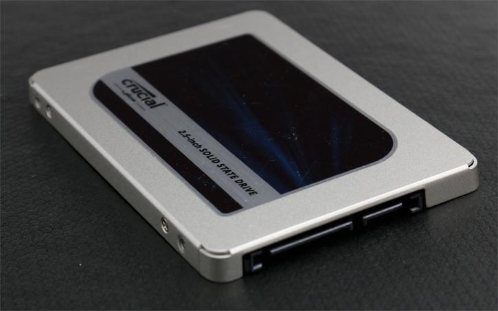 Crucial MX500 1TB SSD review - Installation & Recommendations