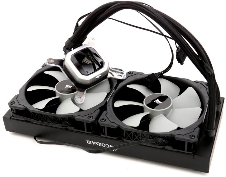 Corsair H115i PRO review - Introduction