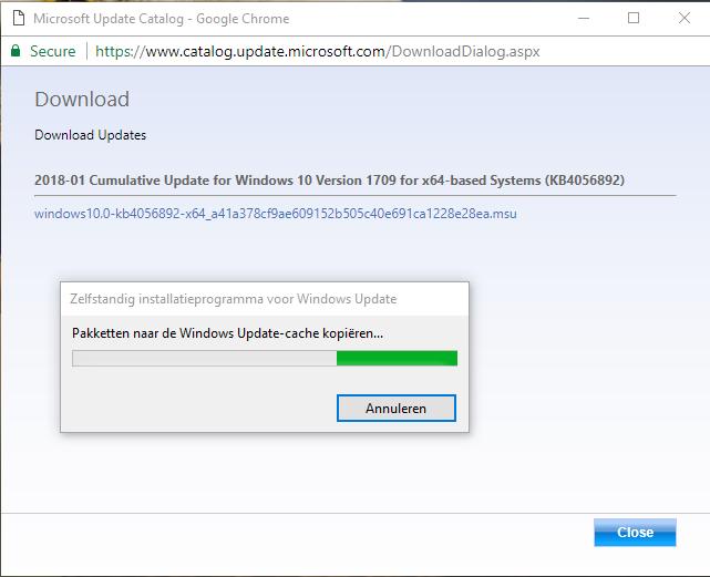 Windows Vulnerability CPU Meltdown Patch Benchmarked