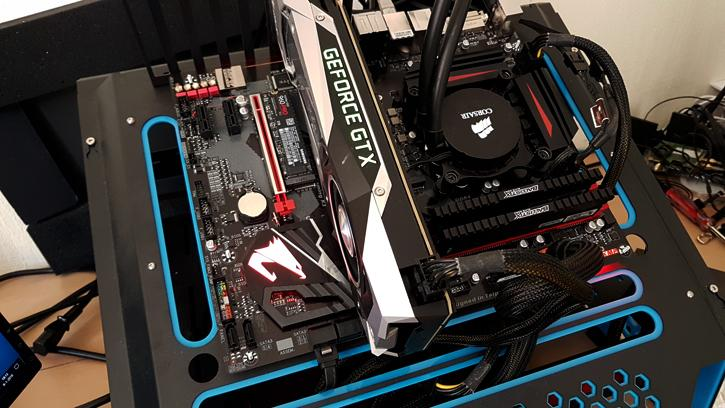 Gigabyte Aorus Z370 Gaming K3 review - Product Showcase
