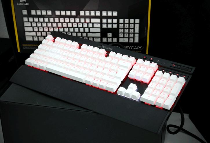 Corsair K65 Keycaps