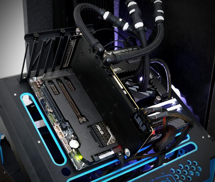 Review: EK-MLC Phoenix 360 AIO CPU & GPU (Radeon Vega) Liquid Cooling