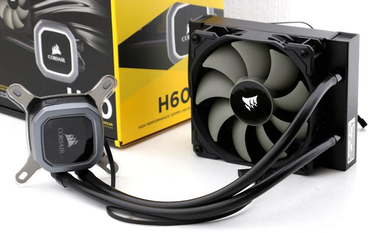 Image result for Corsair H60 (2018
