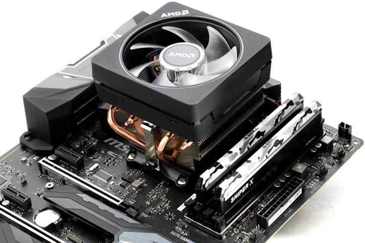 Your Ryzen Processor Warranty States You May Only Use The Stock Cooler Updated