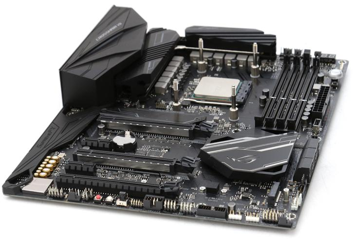 Review: ASUS ROG Crosshair VII HERO (Wifi) - A Proper Mobo For 2nd