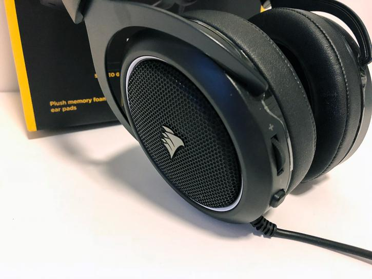 Corsair HS60 Headset review - Taking a closer dive in