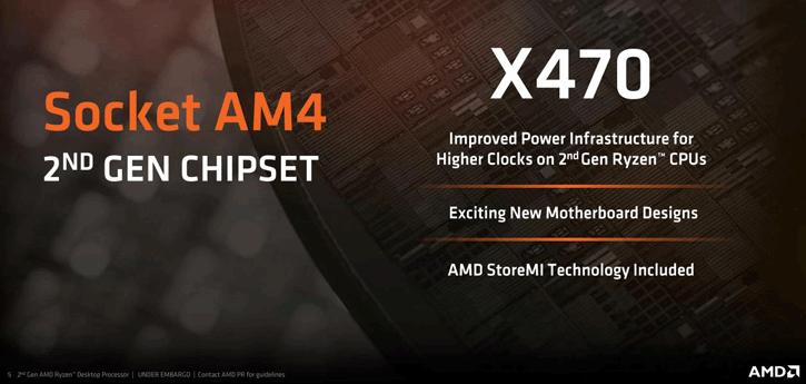 AMD Ryzen 5 2600X review - The AMD 400 Chipset