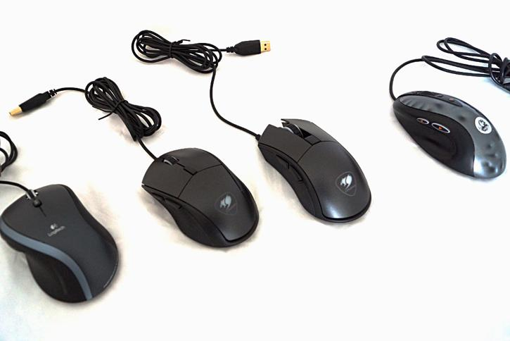 Cougar Minos X5 and the Revenger S Mouse Review - Features