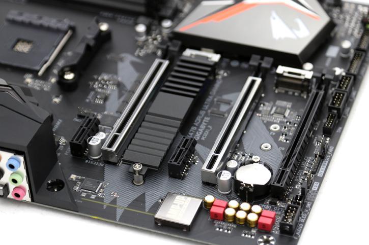 Gigabyte X470 Aorus Ultra Gaming review - Product Showcase