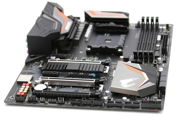 Review: Gigabyte X470 Aorus Ultra Gaming