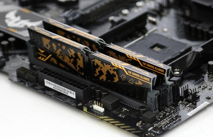 TeamGroup T-Force VULCAN TUF DDR4 3200 MHz review - Final