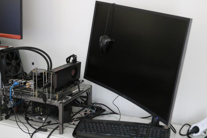 Samsung C32HG70 FreeSync 2 HDR Monitor review - Color