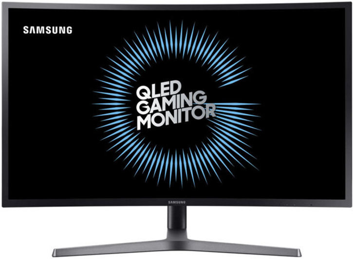 Samsung C32HG70 FreeSync 2 HDR Monitor review - FreeSync 2 - Local