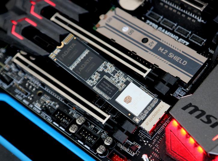 ADATA XPG SX8200 480GB M 2  SSD review - Final Words & Conclusion