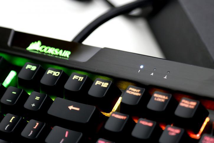 Corsair K70 Bios Switch