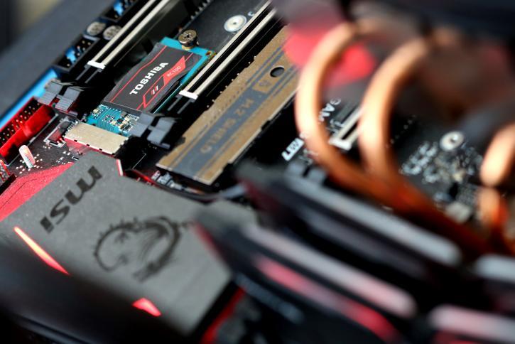 Toshiba OCZ RC100 240GB M 2  SSD review - What's SATA 3 (6G)? | NAND