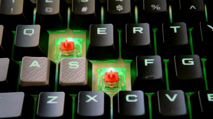 Corsair Strafe RGB MK 2 (w/ silent switches) review - Mechanical