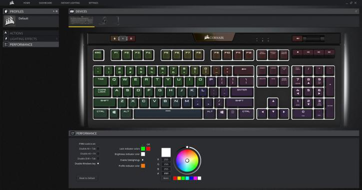 Corsair Strafe RGB MK 2 (w/ silent switches) review