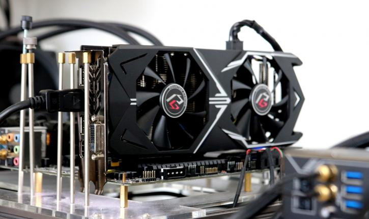 ASRock Phantom Gaming Radeon RX580 8G OC review - Hardware