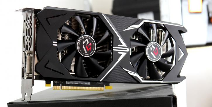 ASRock Phantom Gaming Radeon RX580 8G OC review - Introduction