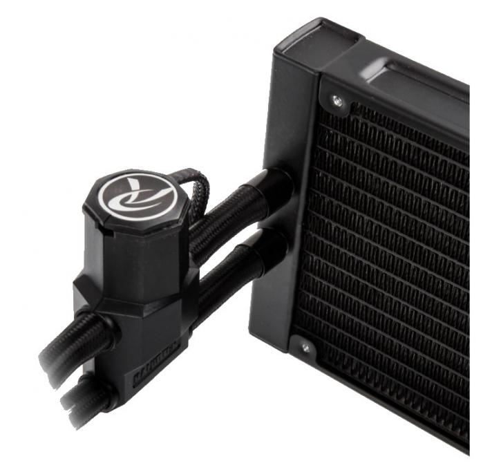 Raijintek Orcus 240 AIO cooler review - The all important