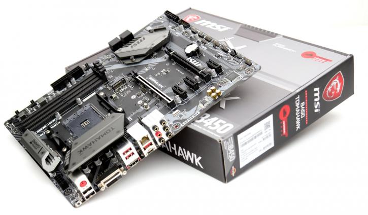 MSI B450 Tomahawk review - Product Showcase