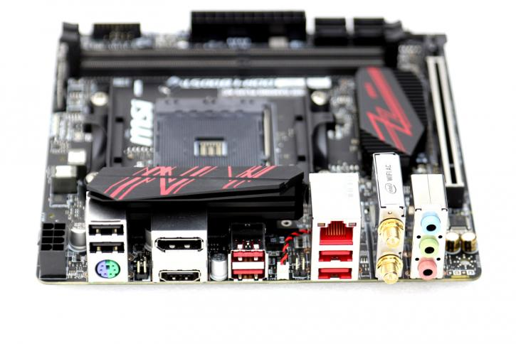 MSI B450i Gaming PLUS AC review - Introduction