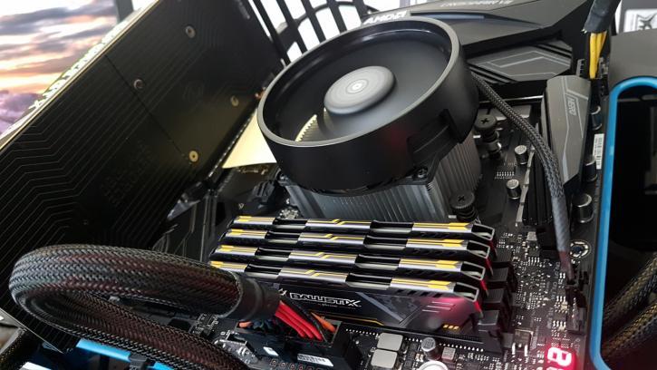 Ballistix Sport AT Gaming DDR4 RGB 32GB 3000 MHz review - AMD Ryzen