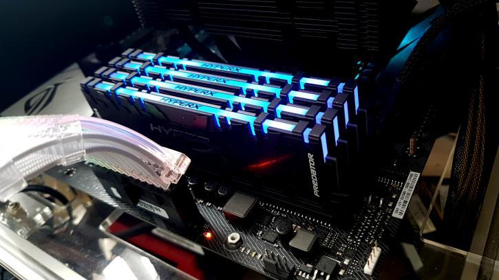 HyperX Predator DDR4 RGB 32GB 2933 MHz review