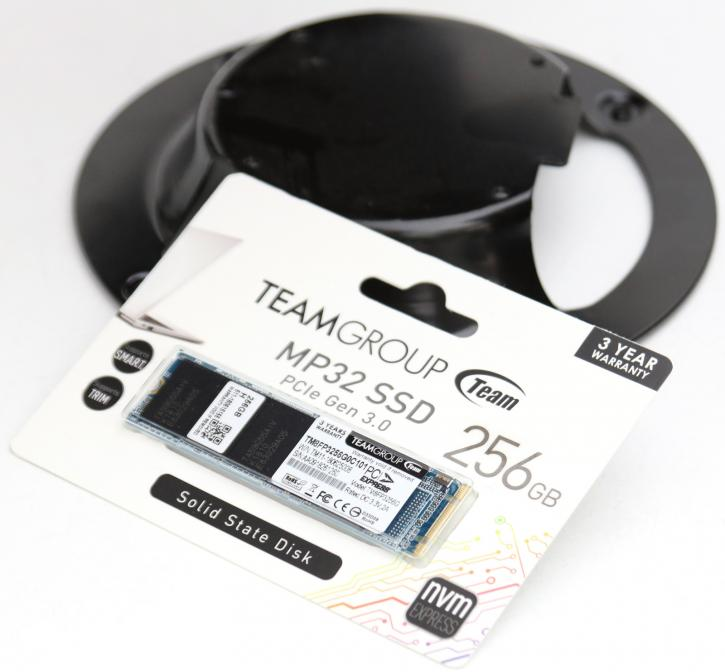 TeamGroup MP32 M2 NVMe 480GB SSD Review - Product Showcase