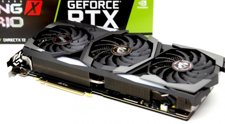 MSI GeForce RTX 2080 Ti Gaming X TRIO review - Introduction