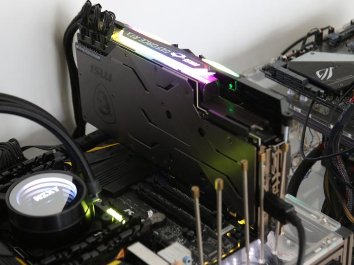 MSI GeForce RTX 2080 Ti Gaming X TRIO review - Product Showcase