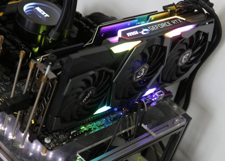 MSI GeForce RTX 2080 Ti Gaming X TRIO review - Hardware