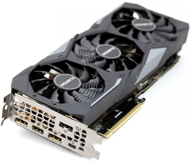 Gigabyte GeForce RTX 2080 GAMING OC 8G review - Product Showcase