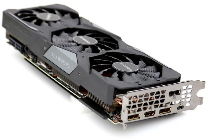 Gigabyte GeForce RTX 2080 GAMING OC 8G review - Product Showcase