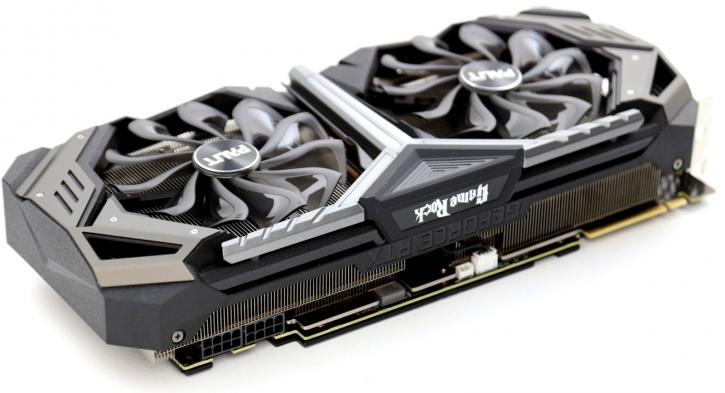 Palit GeForce RTX 2080 Gamerock Premium review - Introduction