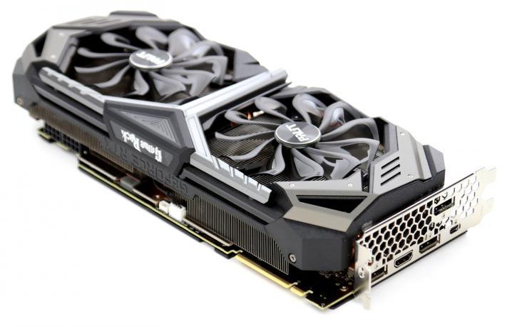 Palit GeForce RTX 2080 Gamerock Premium review - Product Showcase