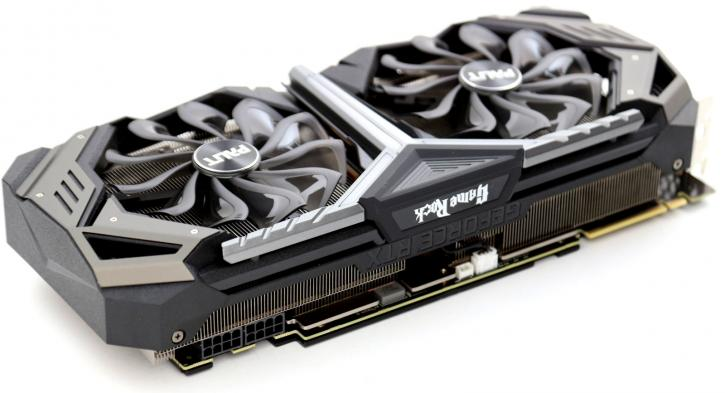 Palit GeForce RTX 2080 Gamerock Premium review - Product