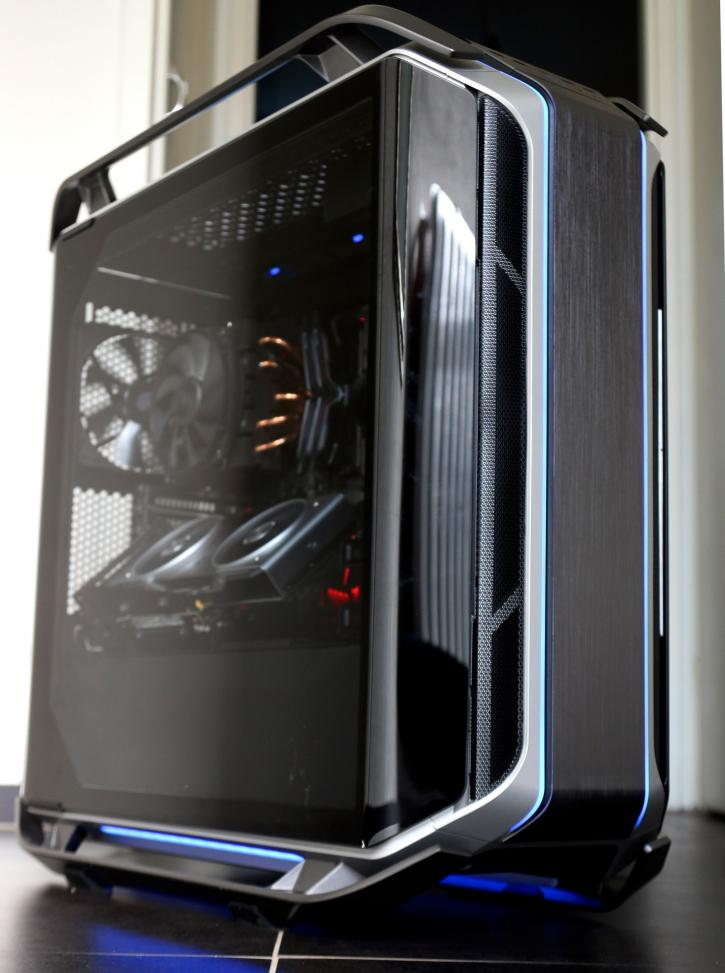 Cooler Master Cosmos C700M review - Introduction