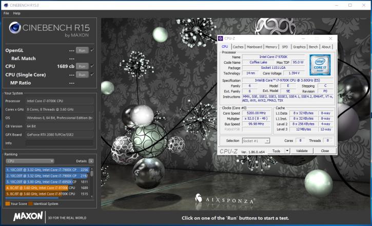 Intel Core i7 9700K processor review - Overclocking