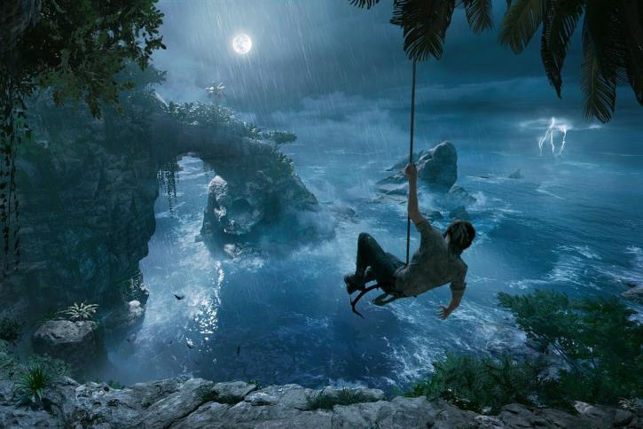 Shadow Of The Tomb Raider Playable Demo Is Available