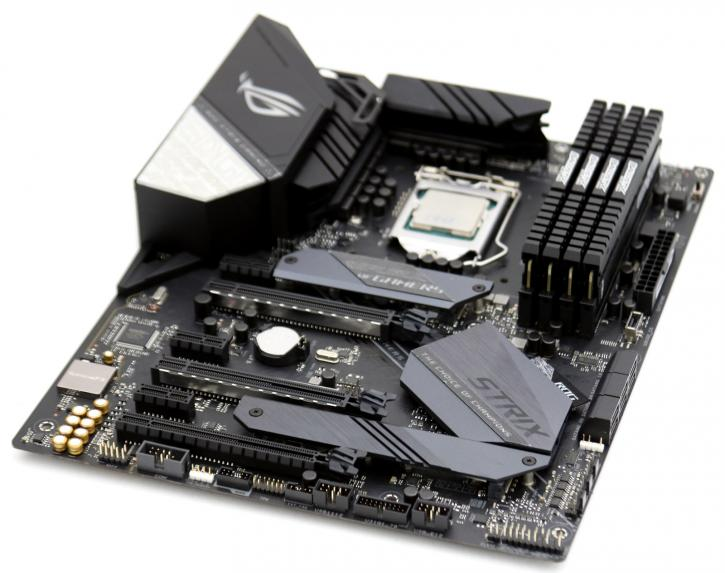ASUS ROG STRIX Z390-E Gaming review - Introduction
