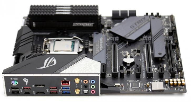 ASUS ROG STRIX Z390-E Gaming review - Product Showcase