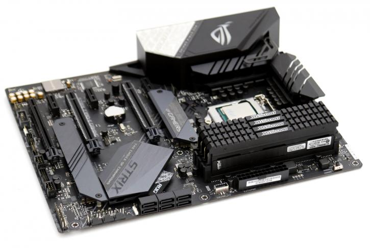 Asus Rog Strix Z390 E Gaming Review Product Showcase